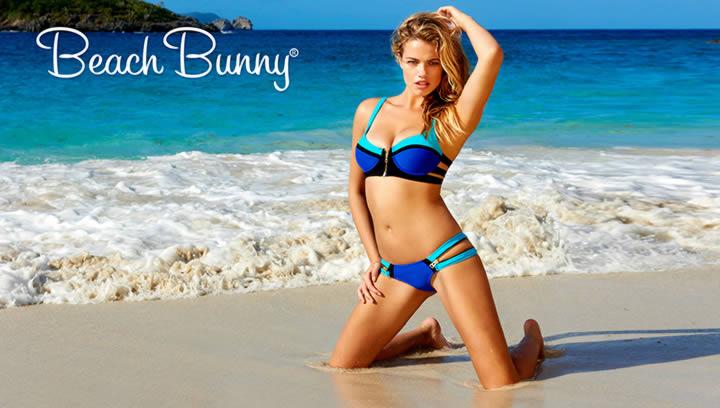 Коллекция купальников 2015. Beach bunny. Spring presentation