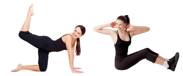 Комплекс упражнений на икры, бедра и ноги